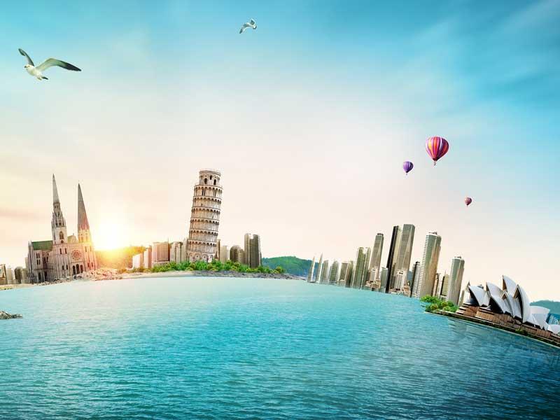 侨外出国:股市低迷、房