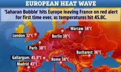 僑外愛爾蘭移民:酷暑將至,快